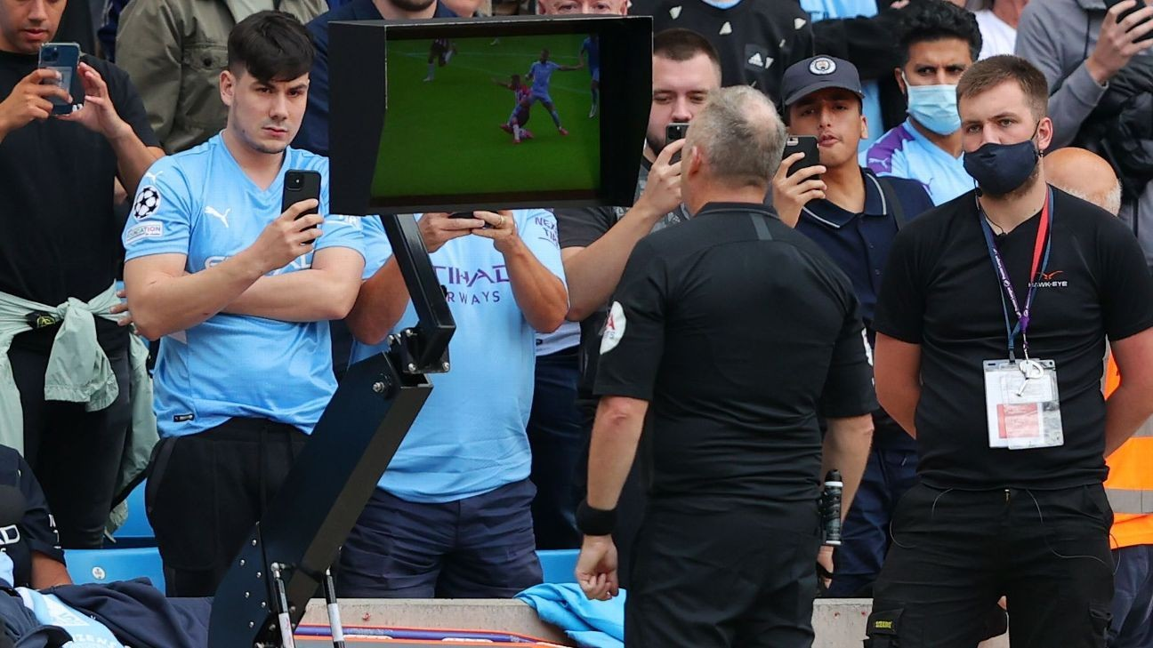 Premier League table without VAR: The winners and losers