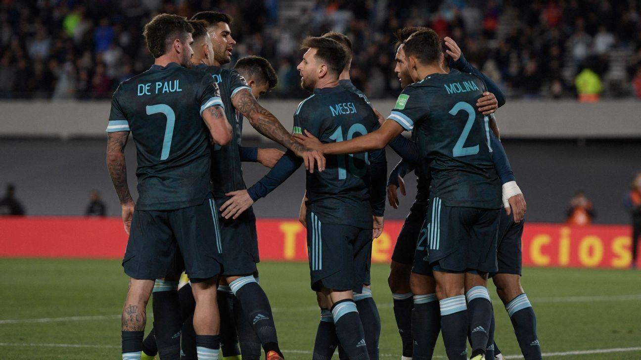 Lautaro strikes as Argentina narrowly beat Peru