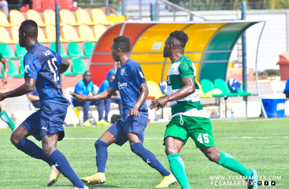 DOL Super Cup: Accra Lions come from behind to beat Samartex in Group B opener