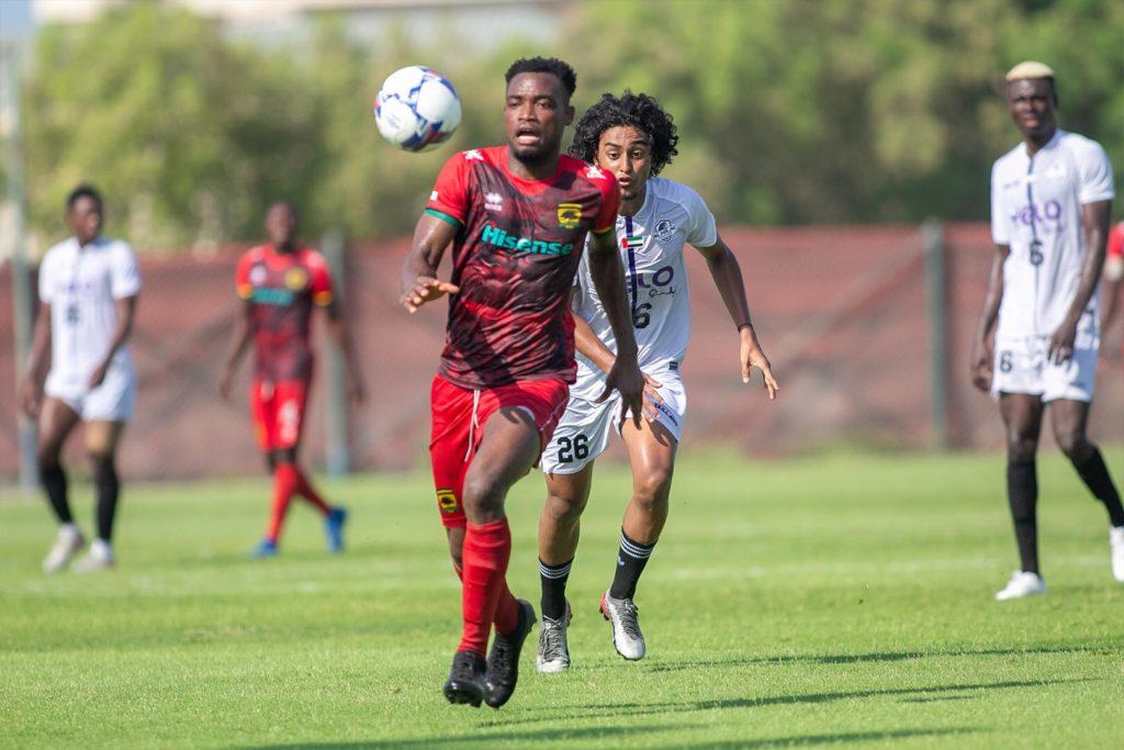 PHOTOS: Asante Kotoko lose to Al Hilal United in pre-season friendly