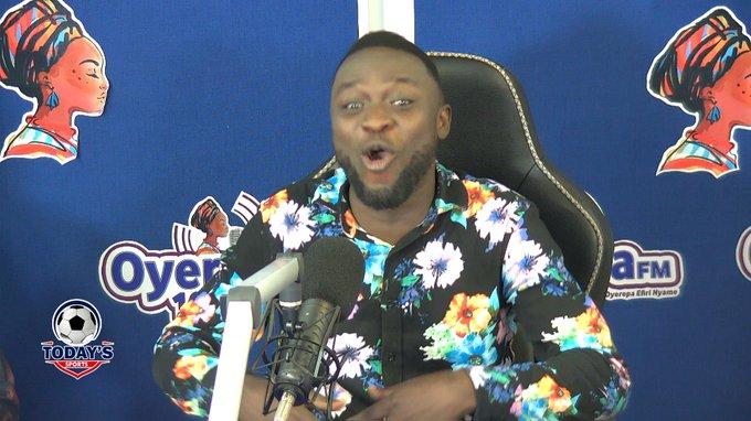 Medeama spox Patrick Akoto: 'Justice Blay to Asante Kotoko is almost done'