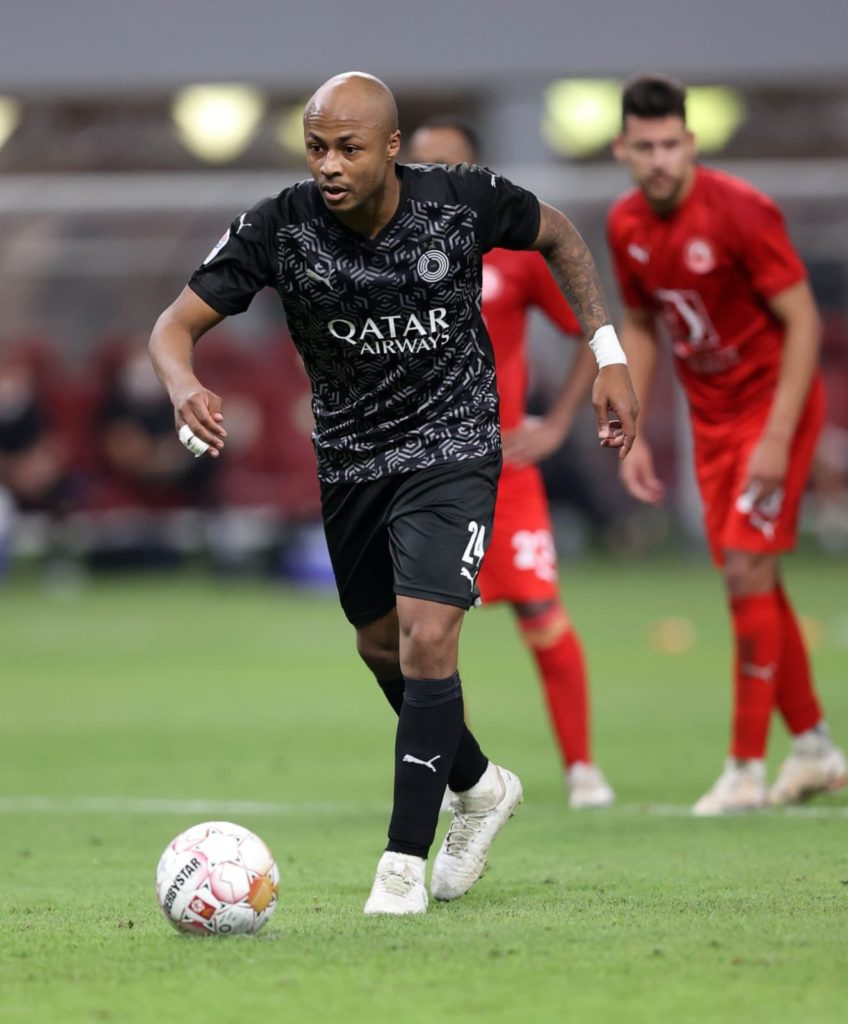 VIDEO: Andre Ayew scores in four consecutive games in Qatar
