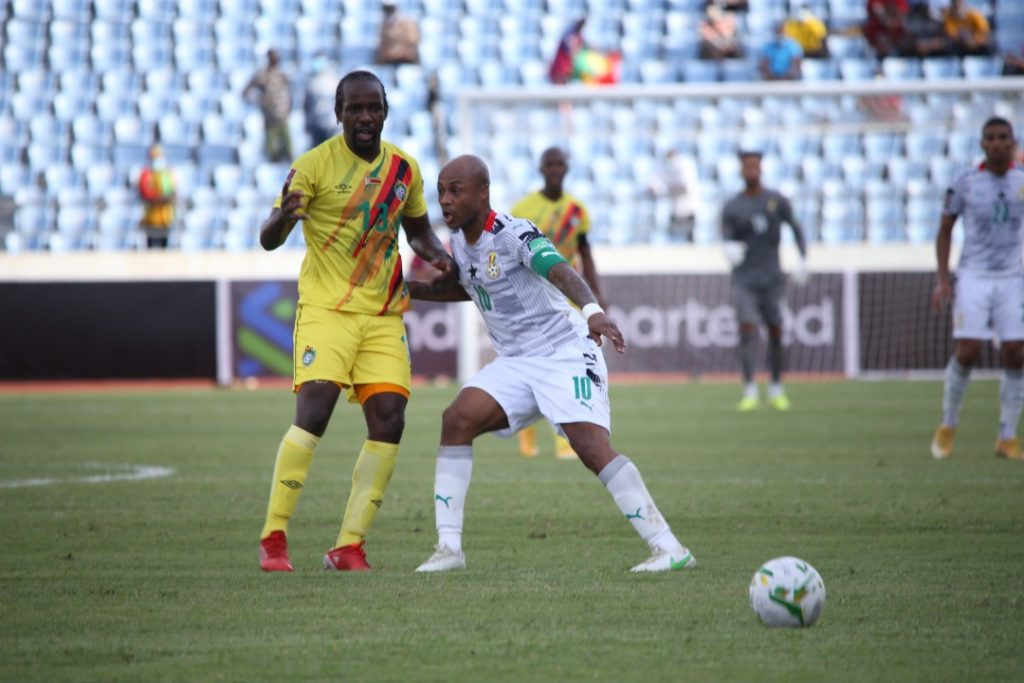 Match Report: Ghana 3-1 Zimbabwe - Rajevac starts second spell with impressive win in World Cup qualifier