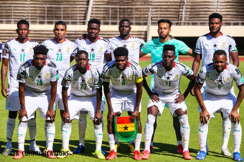 Black Stars set to arrive in Accra on Wednesday morning