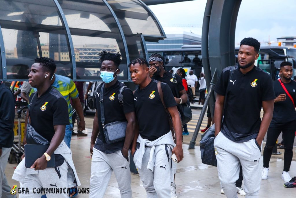 Zimbabwe vs Ghana: Black Stars arrive in Harare even before home side Warriors touch down