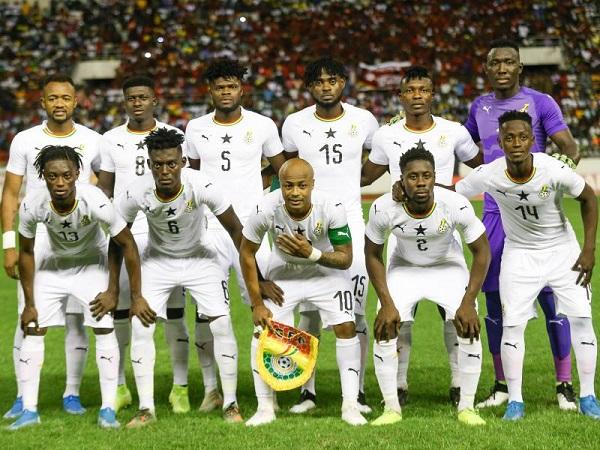 Breaking News: Andre Ayew, Issahaku dropped from Black Stars starting XI to face Zimbabwe, key players maintained