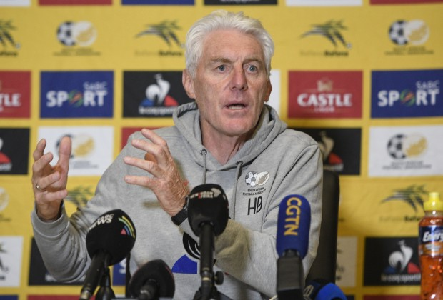 """2022 World Cup qualifier: South Africa coach Hugro Broos in need of """"better players"""" ahead of Ghana showdown"""
