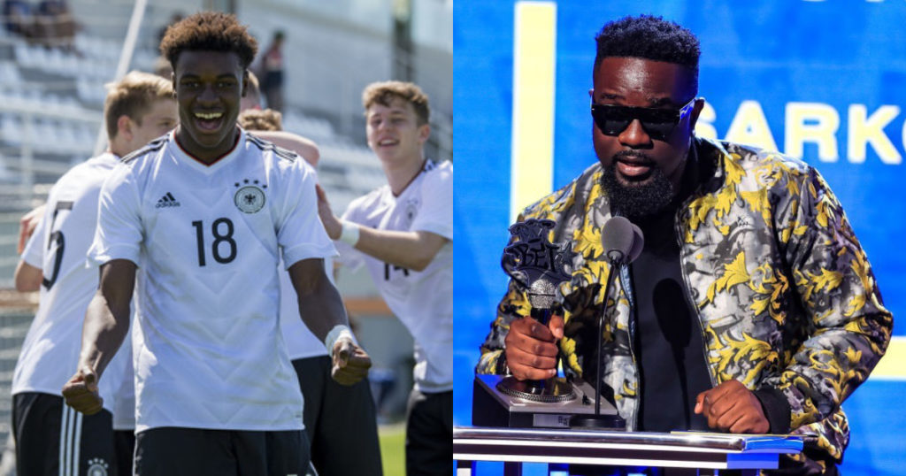 Sarkodie is a legend- C.K Akonnor's son opens up on his love for African and American music