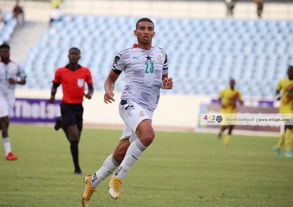 Black Stars defender Alexander Djiku proud of teammates after victory against Zimbabwe in World Cup qualifier