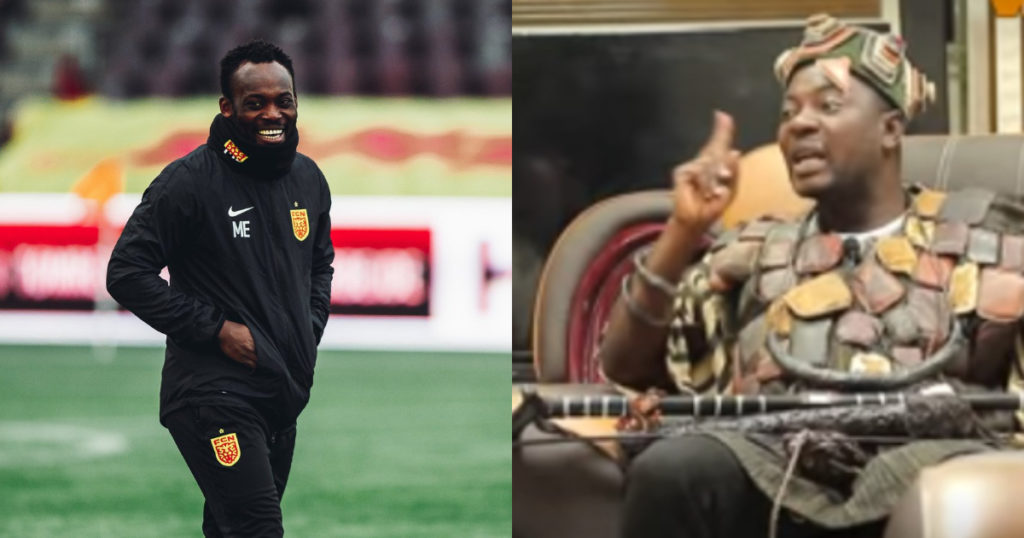 I am the one behind Michael Essien's career woes- Spiritualist claims