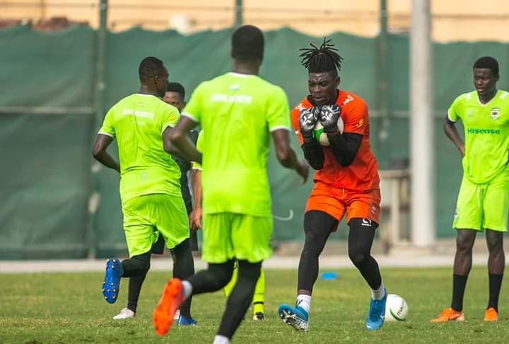 LIVE STREAMING: Second Half-  Al Hilal United 1-0 Asante Kotoko ( Dubai Preseason friendly)