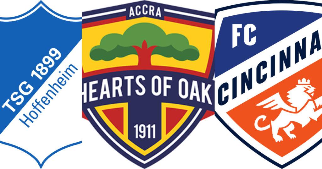 Hearts announce partnership with TSG Hoffenheim and FC Cincinnati