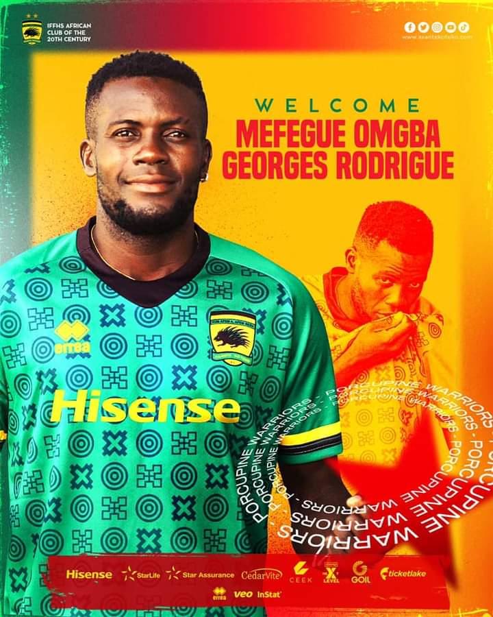 Full list of all 14 Asante Kotoko new signings