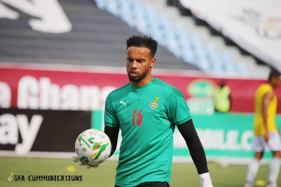 """""""It's a dream come true""""- Jojo Wollacot on making Black Stars debut against Zimbabwe in 2022 World Cup qualifier"""