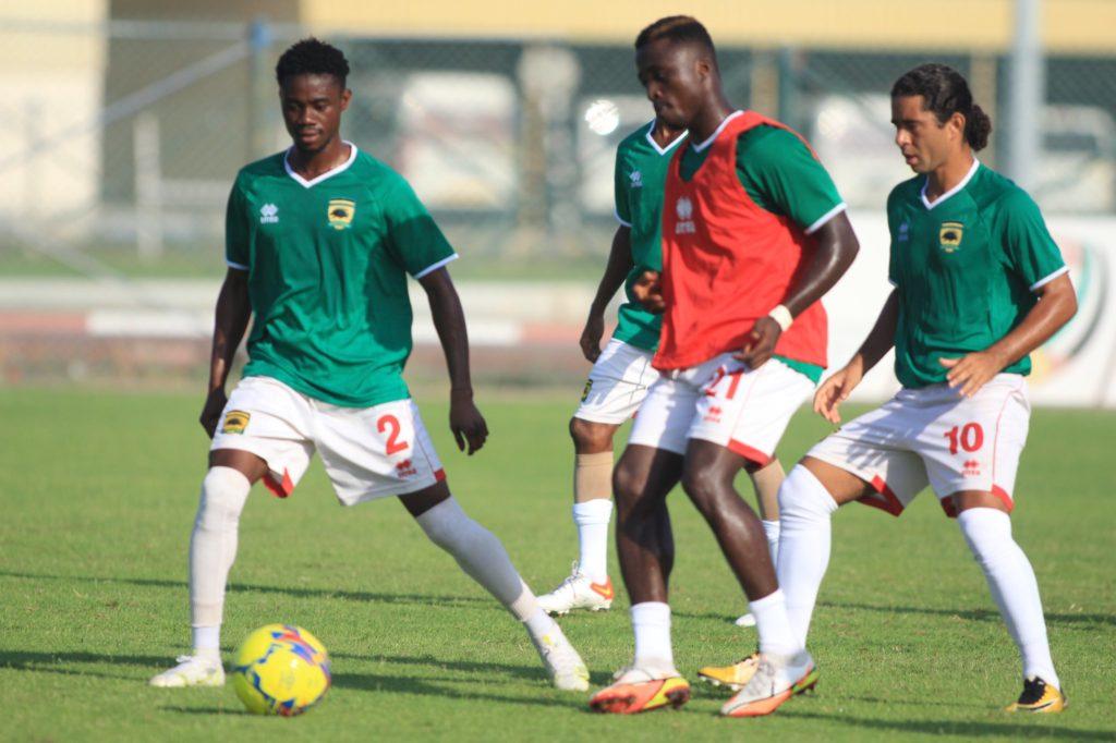 VIDEO: Asante Kotoko suffer pre-season friendly defeat against Al Hilal United