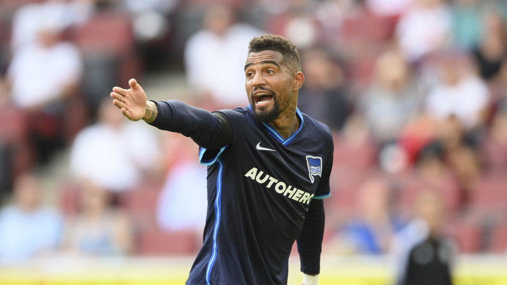 Can returning Kevin-Prince Boateng help Hertha at all?