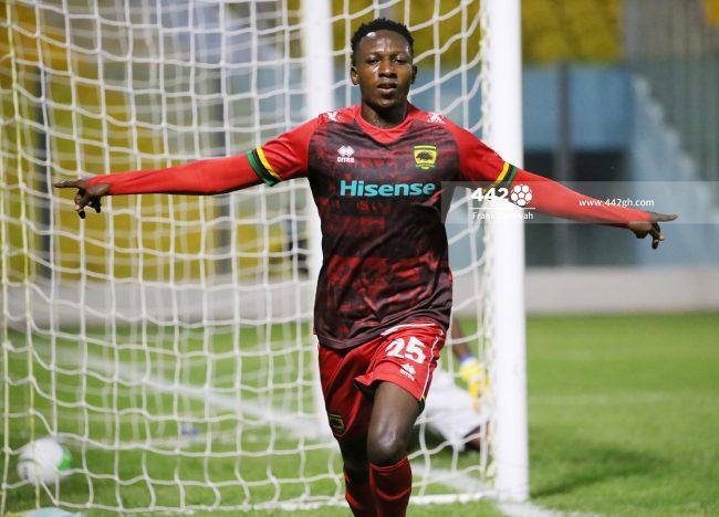 Kotoko forward Ibrahim Osman rejoins King Faisal on loan