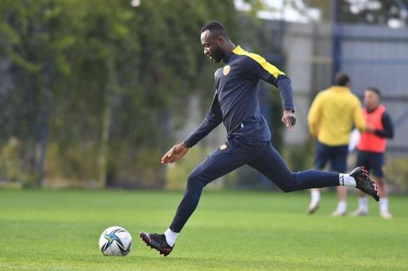 VIDEO: Watch Kwabena Owusu's 'SUPER' goal for Ankaragucu against Erzumrumspor BB