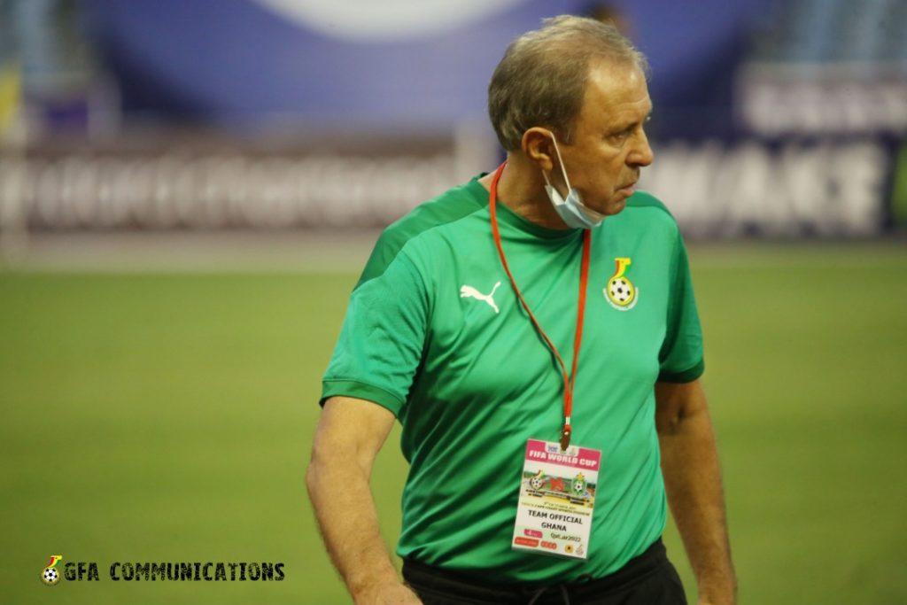 I am not a defensive coach – Ghana coachMilovan Rajevac
