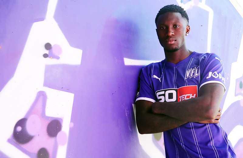 Ghanaian winger Aaron Opoku makes impressive start at German club VfL Osnabrück
