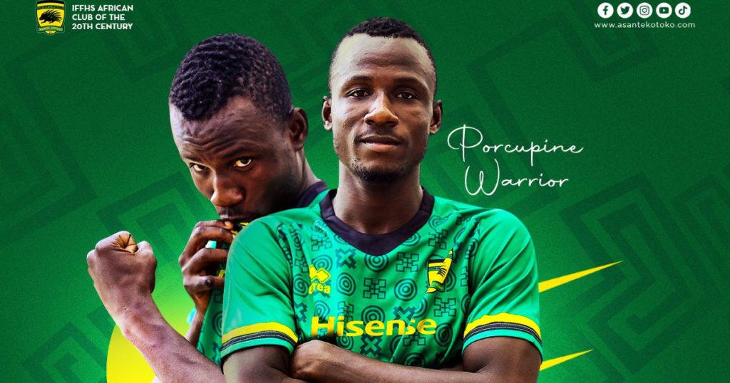 Asante Kotoko sign Steadfast FC midfielder Sheriff Mohammed