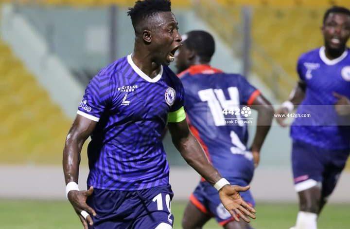 Asante Kotoko reach financial agreement with Berekum Chelsea for attacking midfielder Stephen Amankona