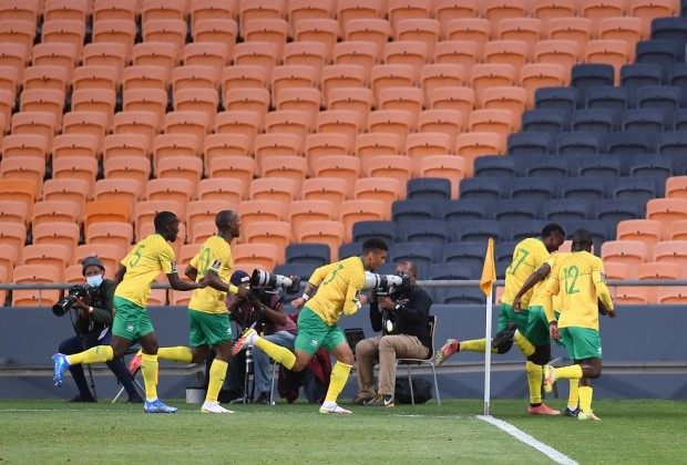 World Cup qualifiers: South Africa reclaim top spot in Ghana's group after beating Ethiopia