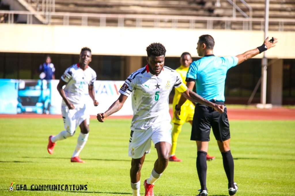 PHOTOS: Ghana win in Harare to complete double over Zimbabwe