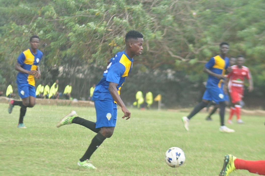 Hearts of Oak complete signing of highly-rated teenager Yaw Baafi Amankwah