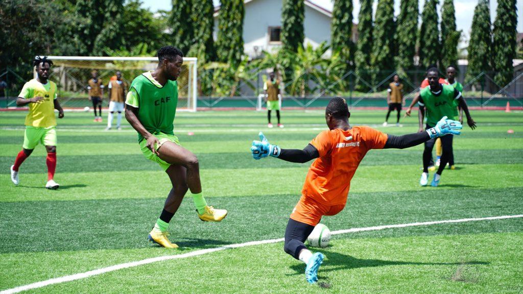 PHOTOS: Asante Kotoko continue pre-season in Accra