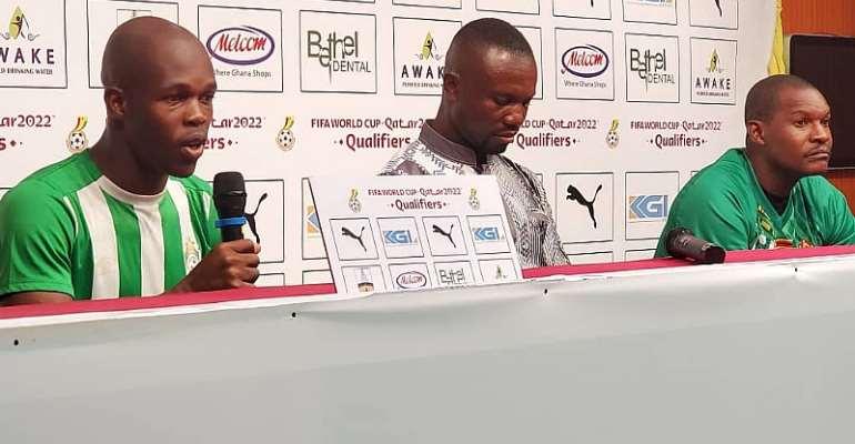 Ghana vs Zimbabwe:Coach Mapeza claims they gifted the Black Stars soft goals