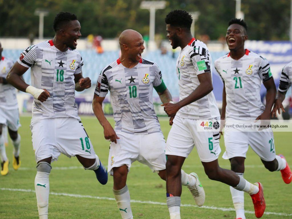 Zimbabwe 0-1 Ghana: Black Stars keep World Cup hopes alive with narrow win in Harare