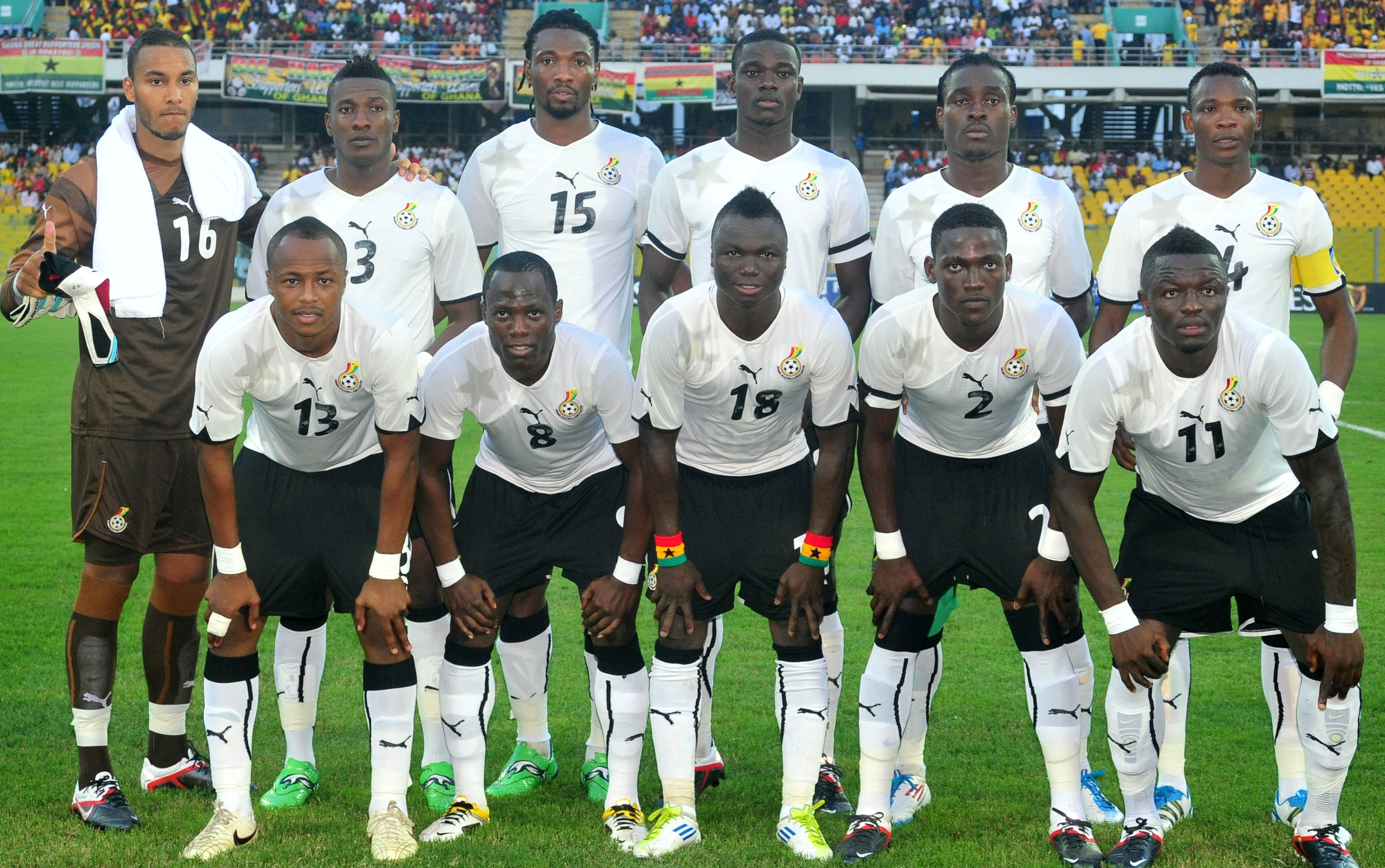 Black Stars to play SA side Platinum Stars in pre-AFCON friendly