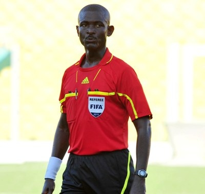 Ghana FA concerned over no Ghanaian referee at AFCON 2012