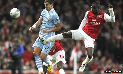 Arsenal's Emmanuel Frimpong set for Wolves loan move