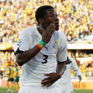 World Cup 2010: Ghana's Gyan returns to training ahead of Uruguay clash