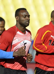 Mensah fit for Uruguay World Cup game despite training absence
