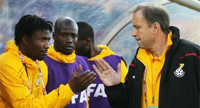World Cup 2010- Rajevac: Ghana can cope with pressure