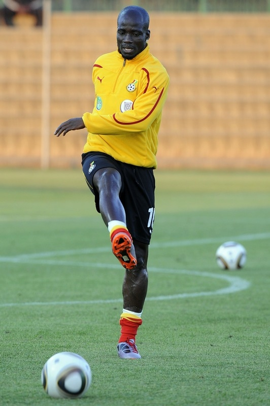 World Cup 2010: Stephen Appiah confident Ghana can create history
