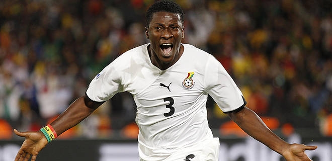 World Cup 2010: Ghana's Gyan not surprised by Cup form