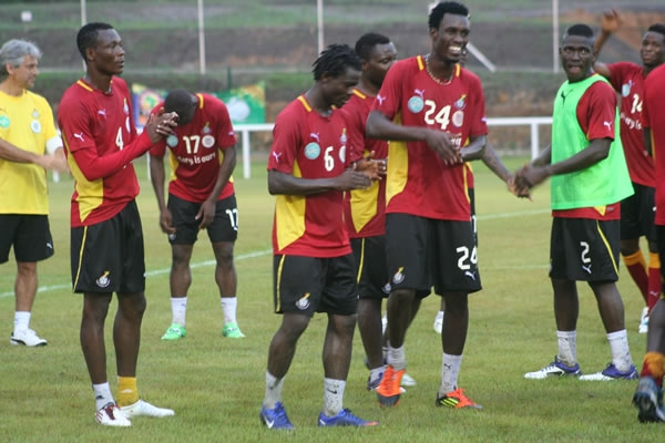 Daniel Opare yearns for Nations Cup debut
