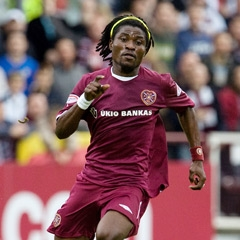 Russian club keen on Ghana midfielder Kingston