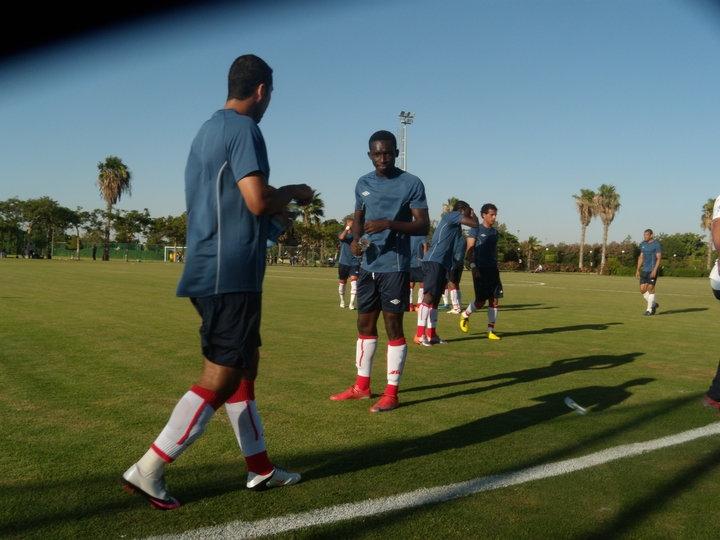 Affum targets Egyptian League success
