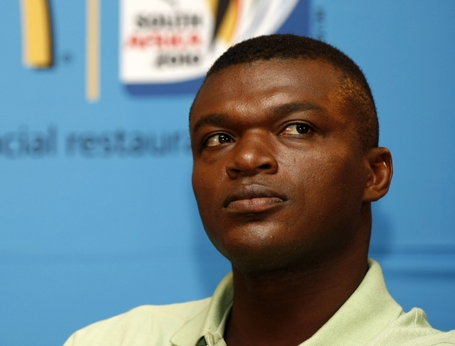 Give Black Stars to Desailly- Rev Osei Kofi