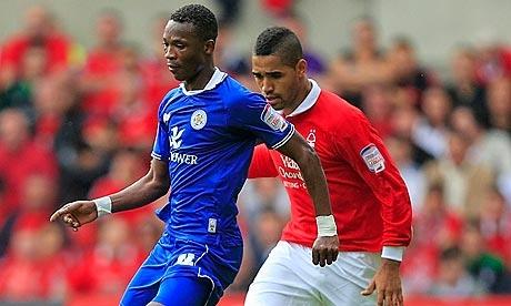Ghana defender Pantsil returns to Leicester City bench