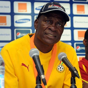 Ghana U-20 coach wants foreign-based players in time for qualifiers