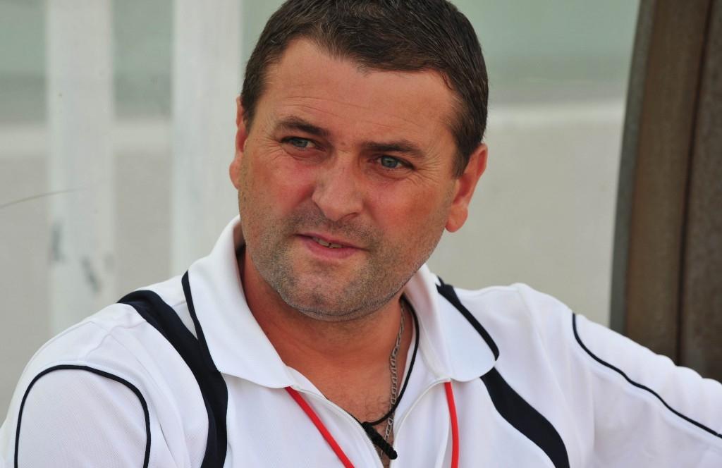 Aduana coach Cioaba open to moves