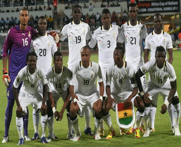Ghana to hold final training session ahead of Lesotho tie today