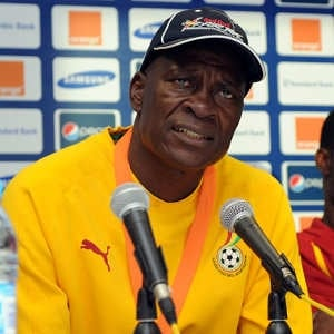 Ghana U20 coach will not be sacked