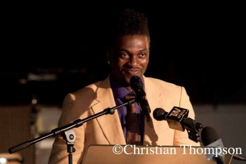 Adebayor launches foundation in grand style, Nyantakyi receives award